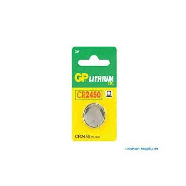 Bilde av 1232- -Batteri knappcelle CR2450